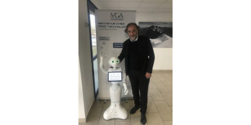 MGA Technologies hires a new employee 4.0!
