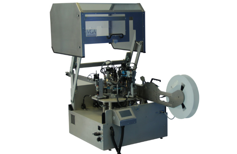 Switches preforming machine tool