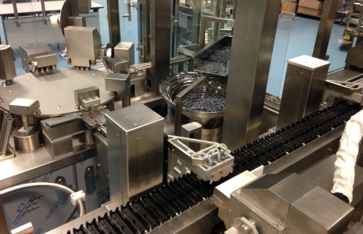 Pharmaceutical Product Packaging Line