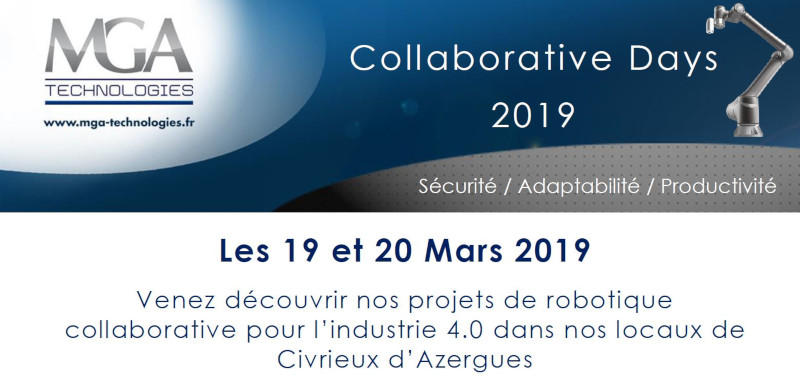 MGA Collaborative Days – 19th and 20th March 2019