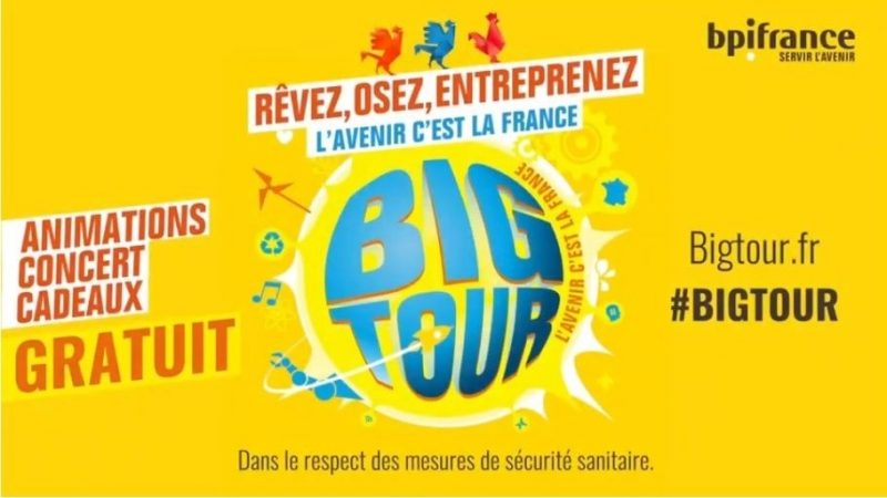 Big Tour 2020 - Bpifrance