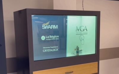 Inauguration of the Digital Campus of the Lyon Region