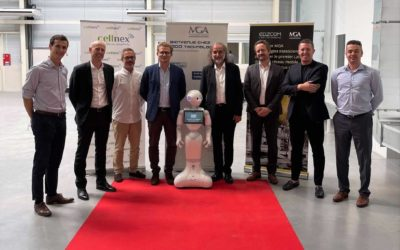 Launch of the first French collaborative laboratory dedicated to 5G uses for industry and biopharma